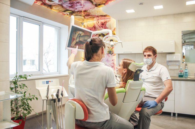 Консультація стоматолога