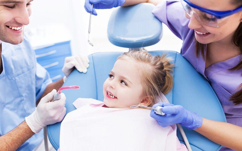 Дитячий стоматолог ціни